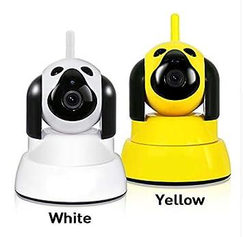 TYUE Webcam inalámbrica, cámara IP de Seguridad para el ...