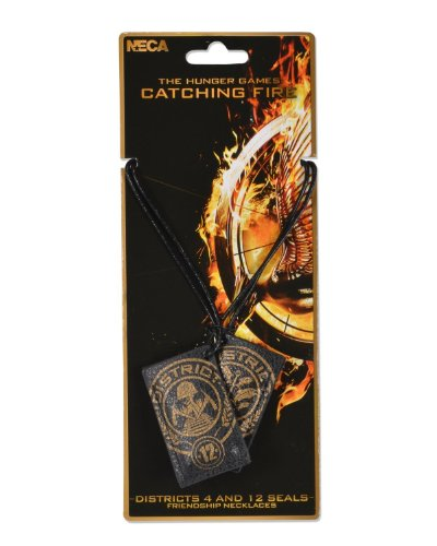 The Hunger Game Catching Fire Friendship Necklace - District 4 Costumes Hunger Games