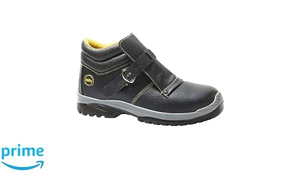 Botas de Seguridad para soldar Talla 46: Amazon.es: Zapatos y complementos
