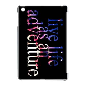 ipad mini Cover Cell phone Case Adventure Life Quotes Rsubp Plastic Durable Cases