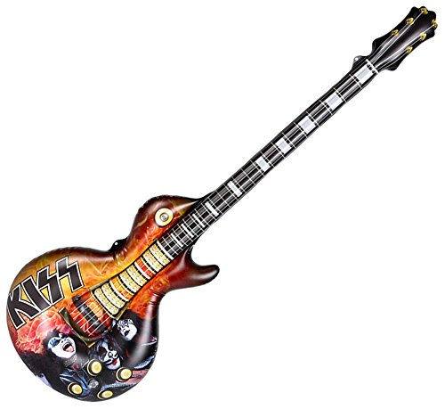 KISS Inflatable Guitar ()