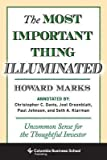 img - for The Most Important Thing Illuminated( Uncommon Sense for the Thoughtful Investor)[MOST IMPORTANT THING ILLUMINAT][Hardcover] book / textbook / text book