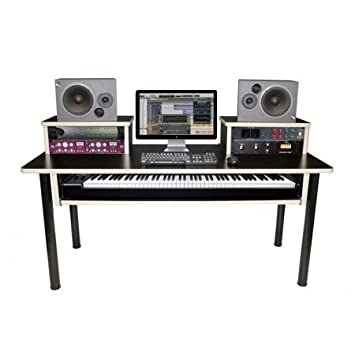 AZ Studio Workstations   Keyboard Studio Desk