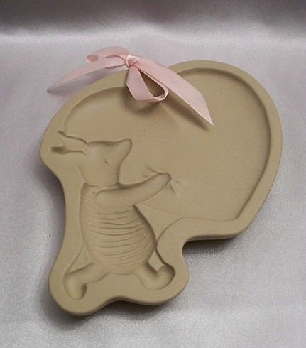 Brown Bag Cookie Art Classic Pooh Collection - Big Hearted Piglet