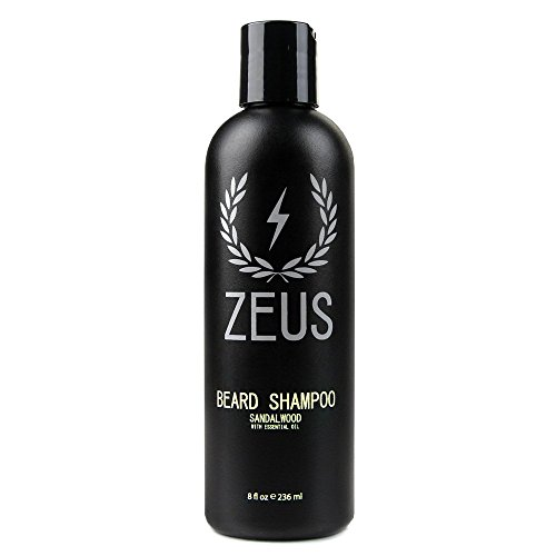 Zeus Beard Shampoo Wash Men product image