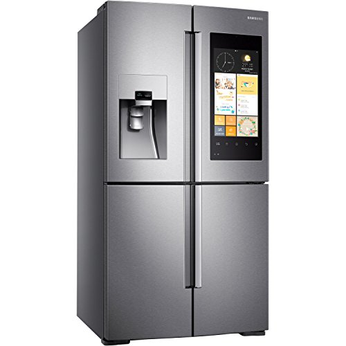 Samsung RF56M9540SR 550L American Freestanding Fridge Freezer - Stainless...