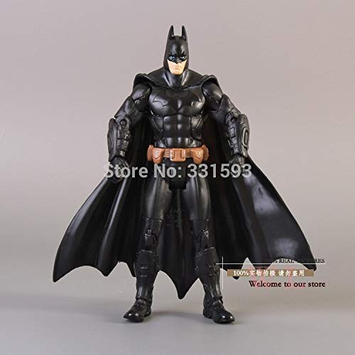 VIET FG Super Heroes Batman The Dark Knight Rises Action Figures Doll Toy Model Movie Version PVC Figure Toys 18CM- Gift for Your Kids
