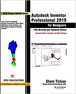 3d14431884fac Buy Autodesk Inventor Professional 2018 For Designers Book Online at ...