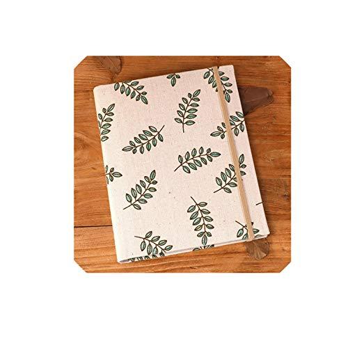 (Creative 200 Pockets Cloth Floral Baby Photo Album Vintage Carved Handmade DIY Insert Flush Mount Album Scrapbook Photo Albums,A)