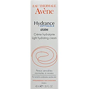 Eau Thermale Avène Hydrance Optimale Hydrating Light Cream, 1.35 fl. oz.