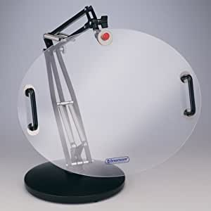 Bel-Art, Scienceware, 249660002, Shield, Acrylic, Splash, Single Island Mount