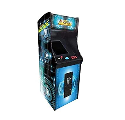 Amazon com: Creative Arcades Full-Size Commercial Grade Cabinet