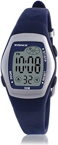 RetroLEDDigital multi-function watch/Waterproof swim girls digital watch-G