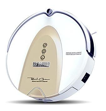AmTidy X33 Robot aspirador, silencioso Aspiradora robot, tiempo ...