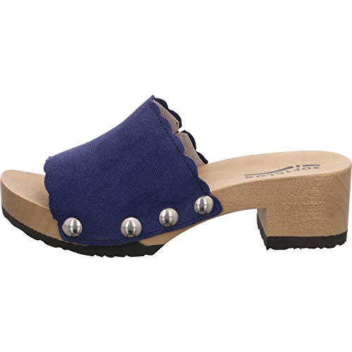 Kombin Blau Softclox Donna Donna Zoccoli Softclox Zoccoli Blau wx07gcqCgn