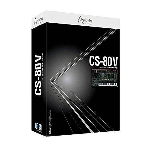 Software Synthesizer (Arturia CS-80 V)