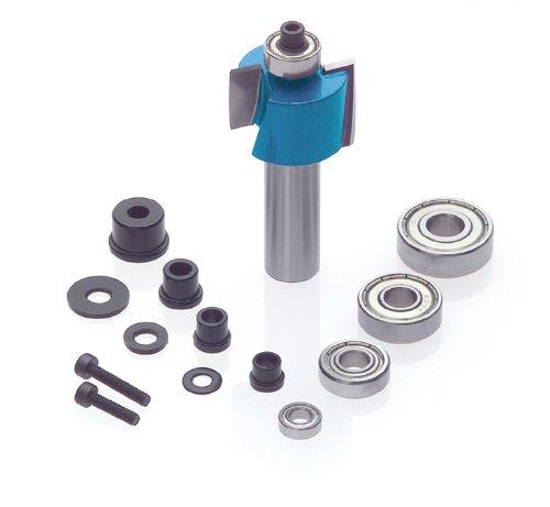 5-Piece 35mm Set Roman Carbide DC1919 Carbide Forstner Bit 15mm