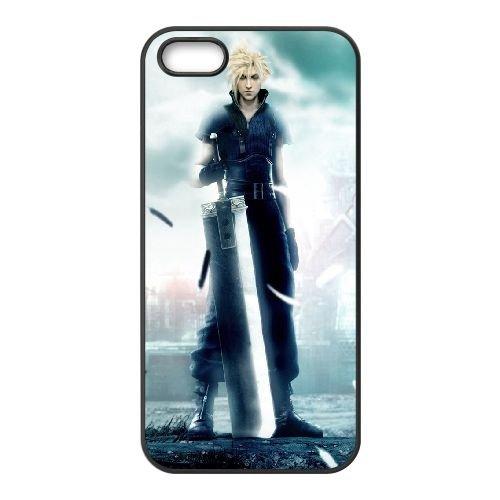 Final Fantasy Boy Ilike Com IR27BP1 coque iPhone 5 5s cellulaire cas de téléphone coque O4RG3D4DG