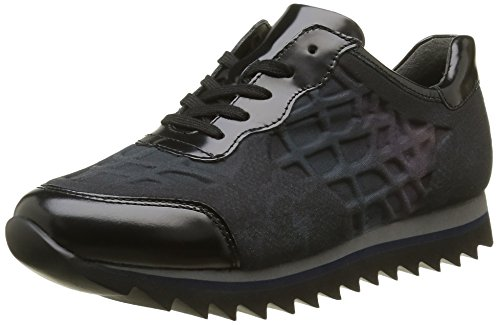 Gabor Shoes Jollys, Zapatos de Cordones Derby para Mujer Multicolor (bluegrey MULTIC. 46)