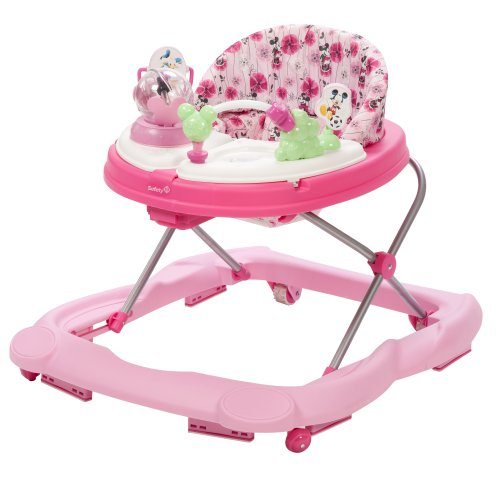 Disney Baby Music and Lights Walker, Floral Minnie Mouse by Disney