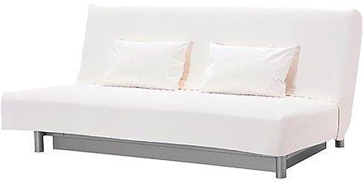 El algodón Beddinge Lovas sofá cama con almohadas funda de ...