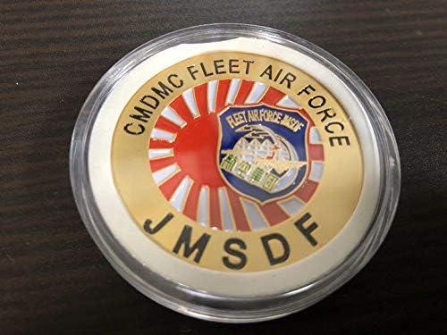 Amazon.co.jp: 海上自衛隊 航空集団司令部 先任伍長 メダル チャレンジ ...
