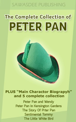 Amazon.com: Peter Pan: The Complete Collection included Peter Pan ...