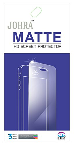 Johra Matte HD Screen Scratch Protector For Apple iPhone 6S 4.7 inch  Front   Back