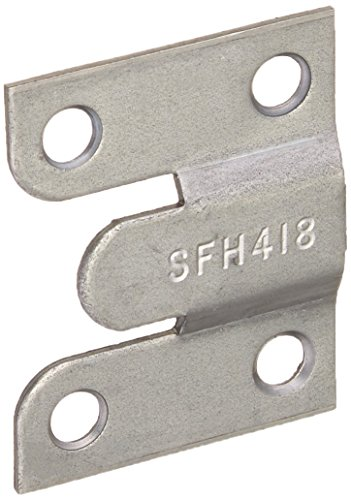 Interlocking Flushmount by Selby Hardware