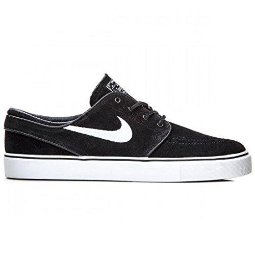 NIKE SB Zoom Stefan Janoski OG (Black/White-Gum Light Brown) Mens Skate (White Nike Sb)