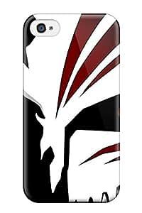 Hazel J. Ashcraft's Shop Hot 9062282K83753241 High Quality Shock Absorbing Case For Iphone 4/4s-bleachs Bleach Manga 038 Tv