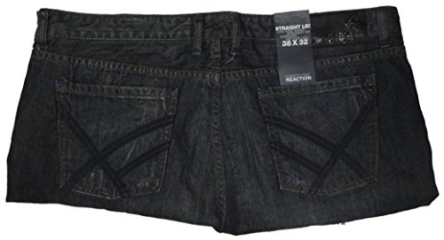 Kenneth Cole Reaction Men's Jeans, Size 38/32, Dark Indigo