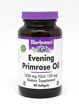 Amazon.com: Bluebonnet aceite de onagra cápsulas blandas ...