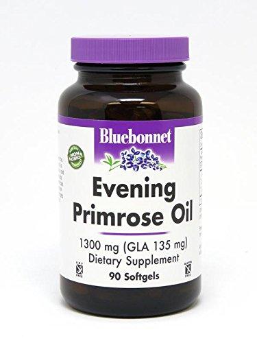 Cheap BlueBonnet Evening Primrose Oil Softgels, 1300 mg, 90 Count