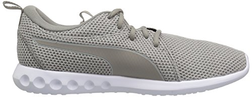 Carson PUMA Sneaker Men Knit 2 Rock quarry Nature Ridge Cq7wFp