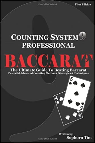 Baccarat counting system 9 review braquage casino deuil la barre
