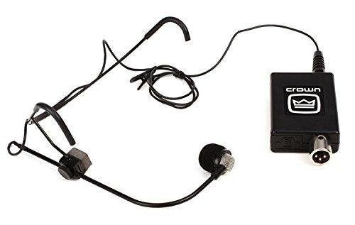 Crown CM-311A Headworn Microphone