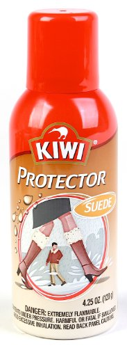 Kiwi Suede Protector, 4.25oz (Suede Boot Protector)