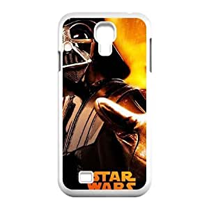 Special Design Cases Samsung Galaxy S4 I9500 Cell Phone Case White Star Wars Egemw Durable Rubber Cover