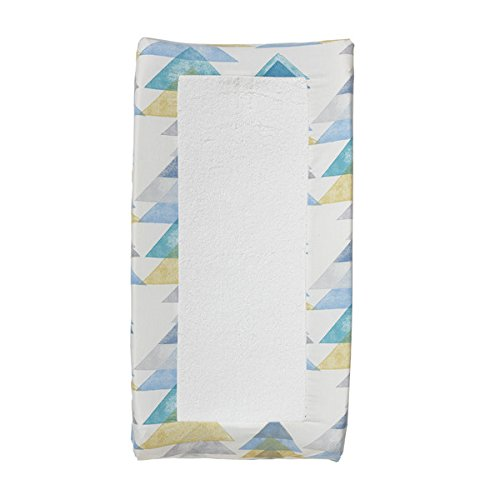 Dwellstudio Pad Changing - Dwell Studio Changing Pad Cover, Triangles