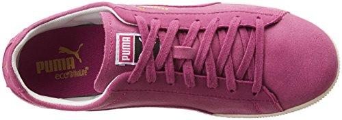 Puma - Zapatillas de Piel para mujer morado morado/rosa