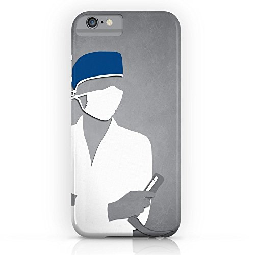 Phone Case Protectivedesign Hard Back Case Anesthesiology Slim Case iPhone 7