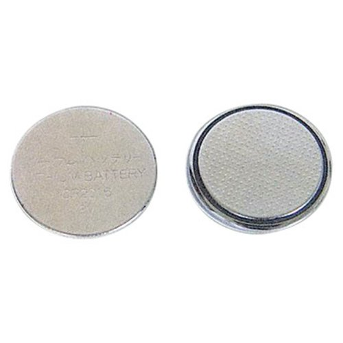 Streamlight 63030 CuffMate Coin Cell Battery, 2-Pack