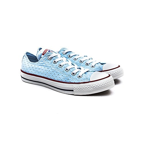 Zapatillas Converse Fountain Blue/White