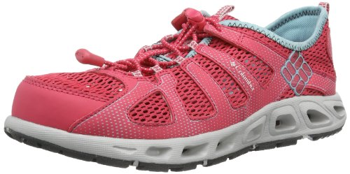 Columbia Youth Liquifly - Zapatos de deporte Niñas Afterglow Clear Blue 634