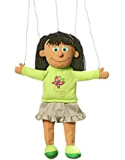 Jasmine Hispanic Girl Marionette String Puppet