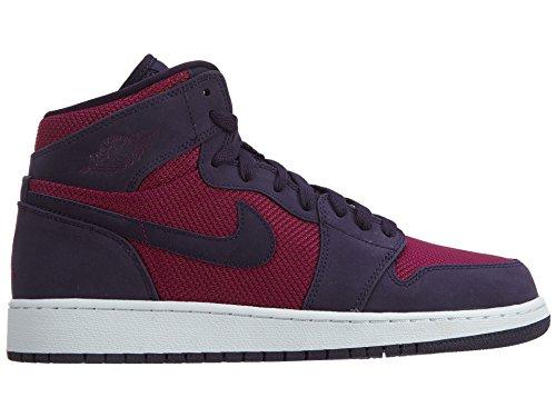 Jordan Nike Aj 1 Kids True Berry / Dinastia Viola / Bianco