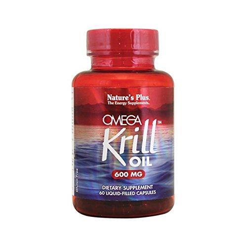 Natures Plus Omega Liquid Filled capsules product image