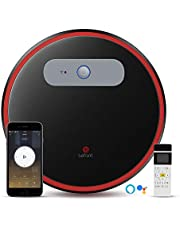 LEFANT Aspirador Robot con WiFi, Aspira y Barre 2 en 1, App Control, Compatible con Alexa y Google, Auto-Carga, Súper Siliencioso, Aspiradora Potente para Pelo de Mascotas M501-B