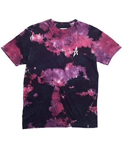 Altamont Tee (ALTAMONT Dark Days TEE Black/Purple)